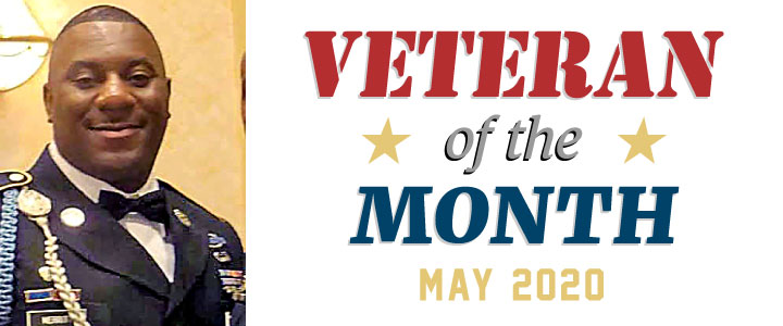 The SEGAMI Veteran of the month for May 2020: Antorius M. Merritt Sr.